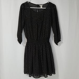 Forever 21 size medium lined polyester dress